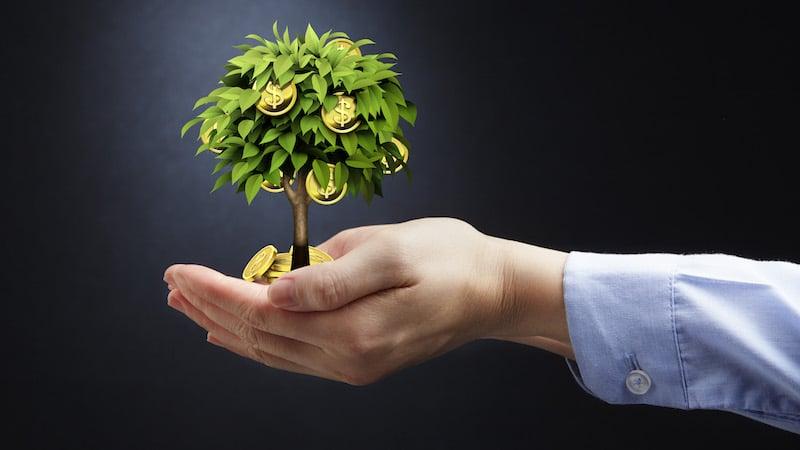 Peer to Peer Geldanlage Sparen P2P Kredite Geld Investments