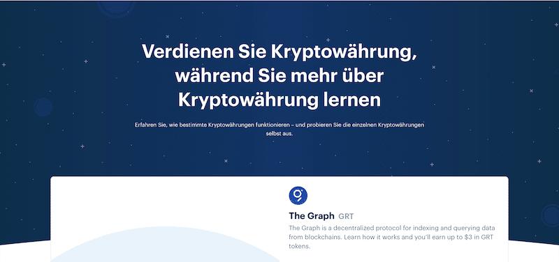 Coinbase Earn Anleitung Invites