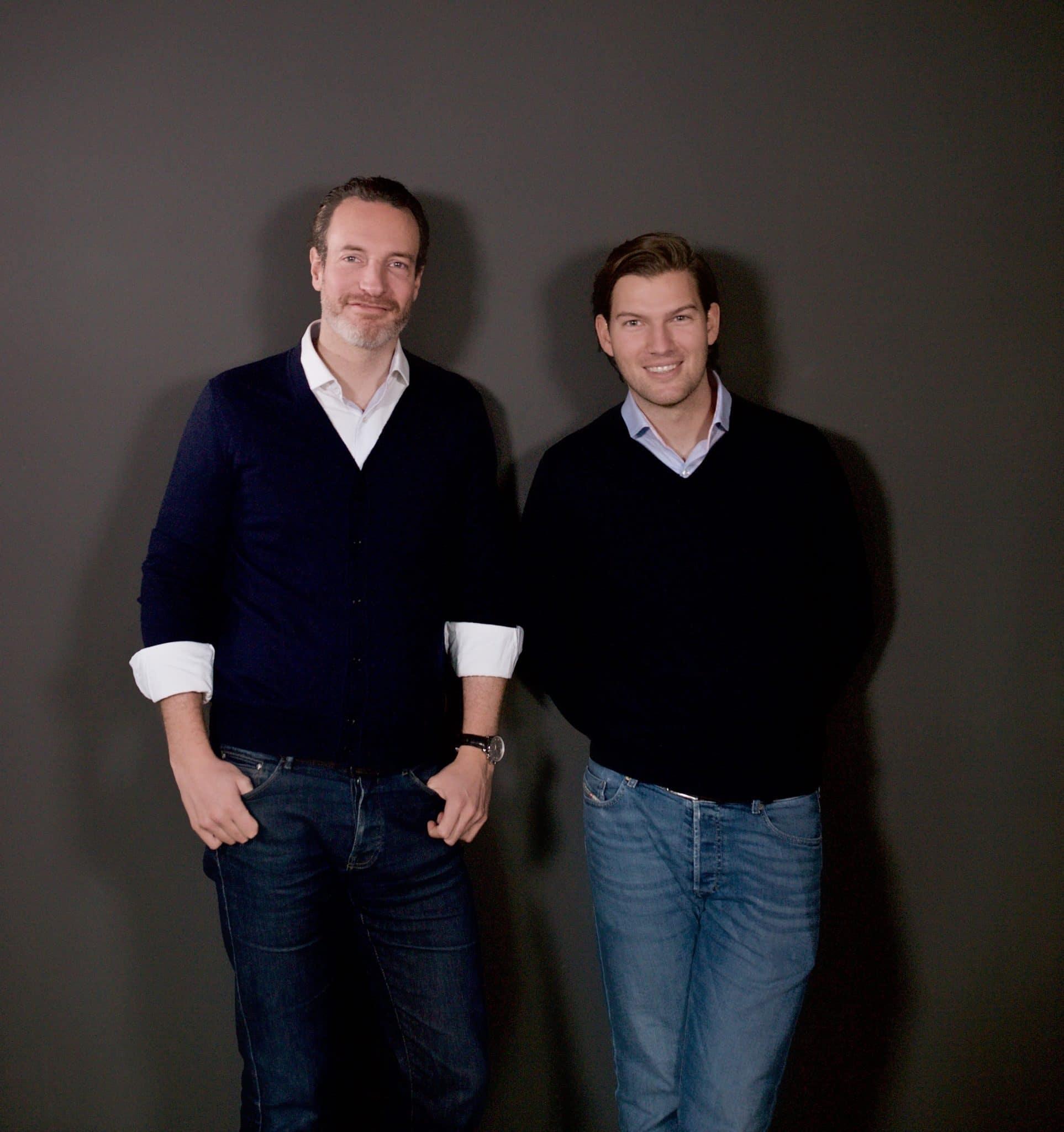 Valentin Stalf und Maximilian Tayenthal N26