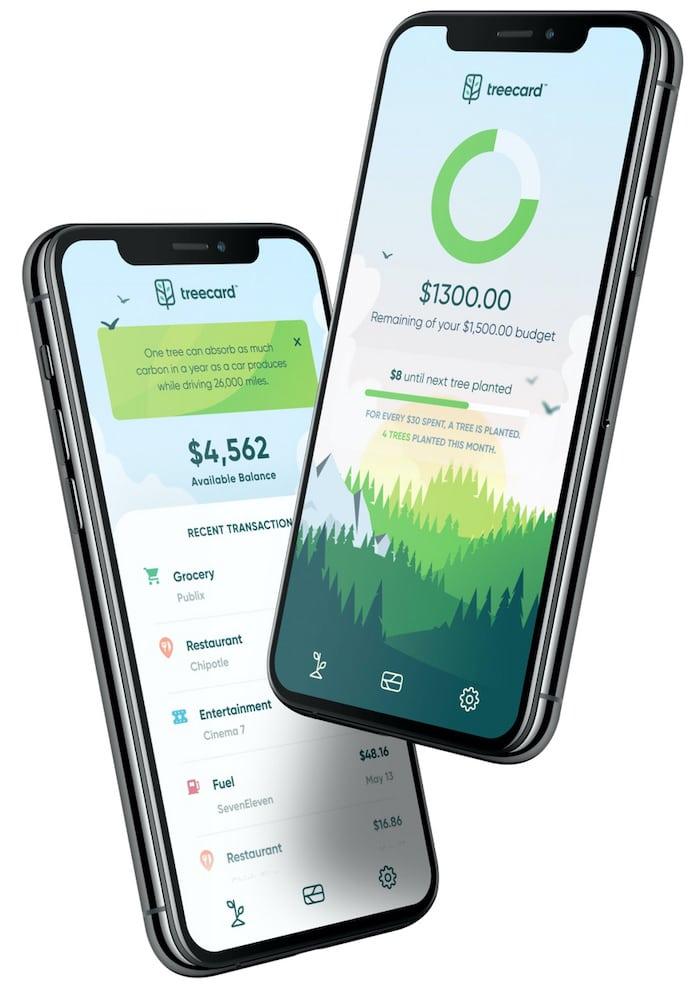 Treecard App