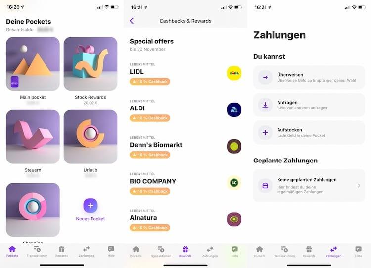 Vivid Money App Test Erfahrungen Bewertung