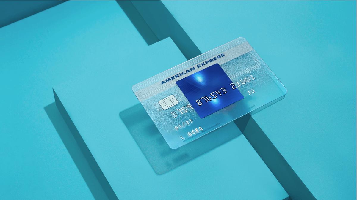 American Express Blue Amex Blue Kreditkarte