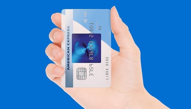Amex Blue American Express Kreditkarte
