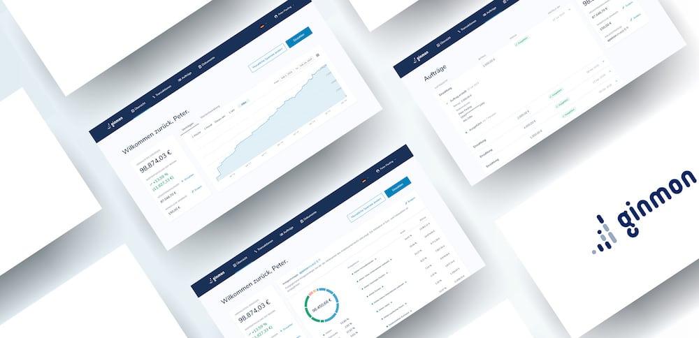 Ginmon Robo Advisor Vermögensverwaltung Vergleich
