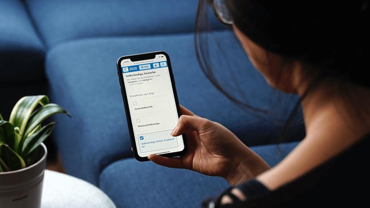 Smartsteuer Guide Steuererklärung online erstellen