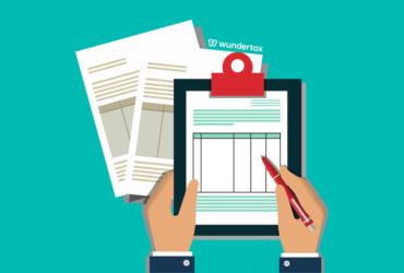 Wundertax-Anleitung How To Erklärung Steuererklärung online Steuern