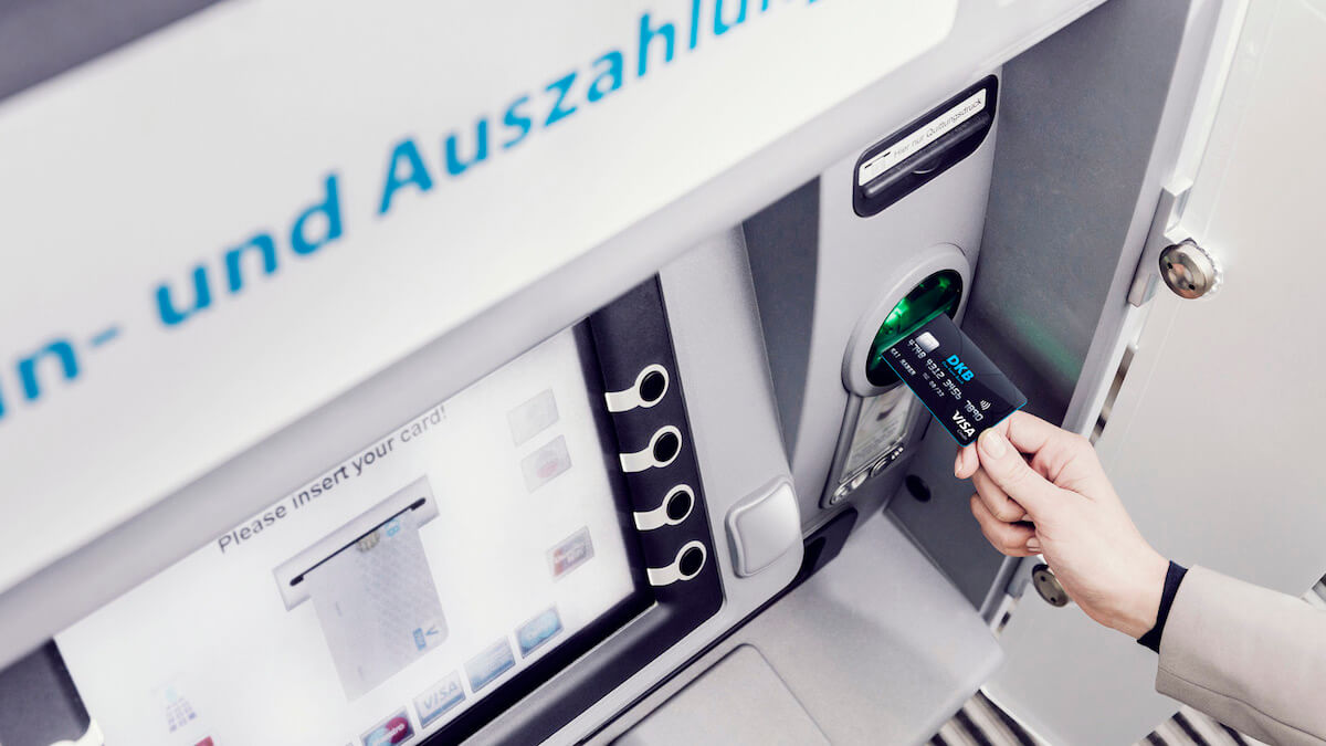 DKB-Cash Girokonto Kreditkarte