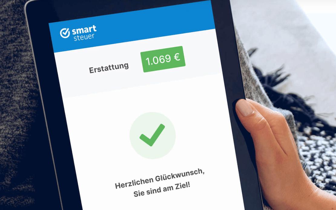 Smartsteuer-Erfahrungen 2021