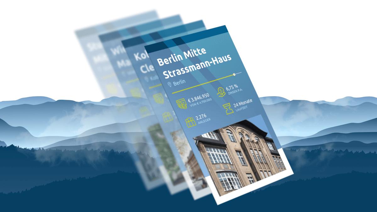 Bergfürst Immobilien Crowdinvesting P2P